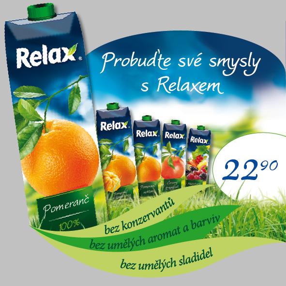 Kampaň - Relax