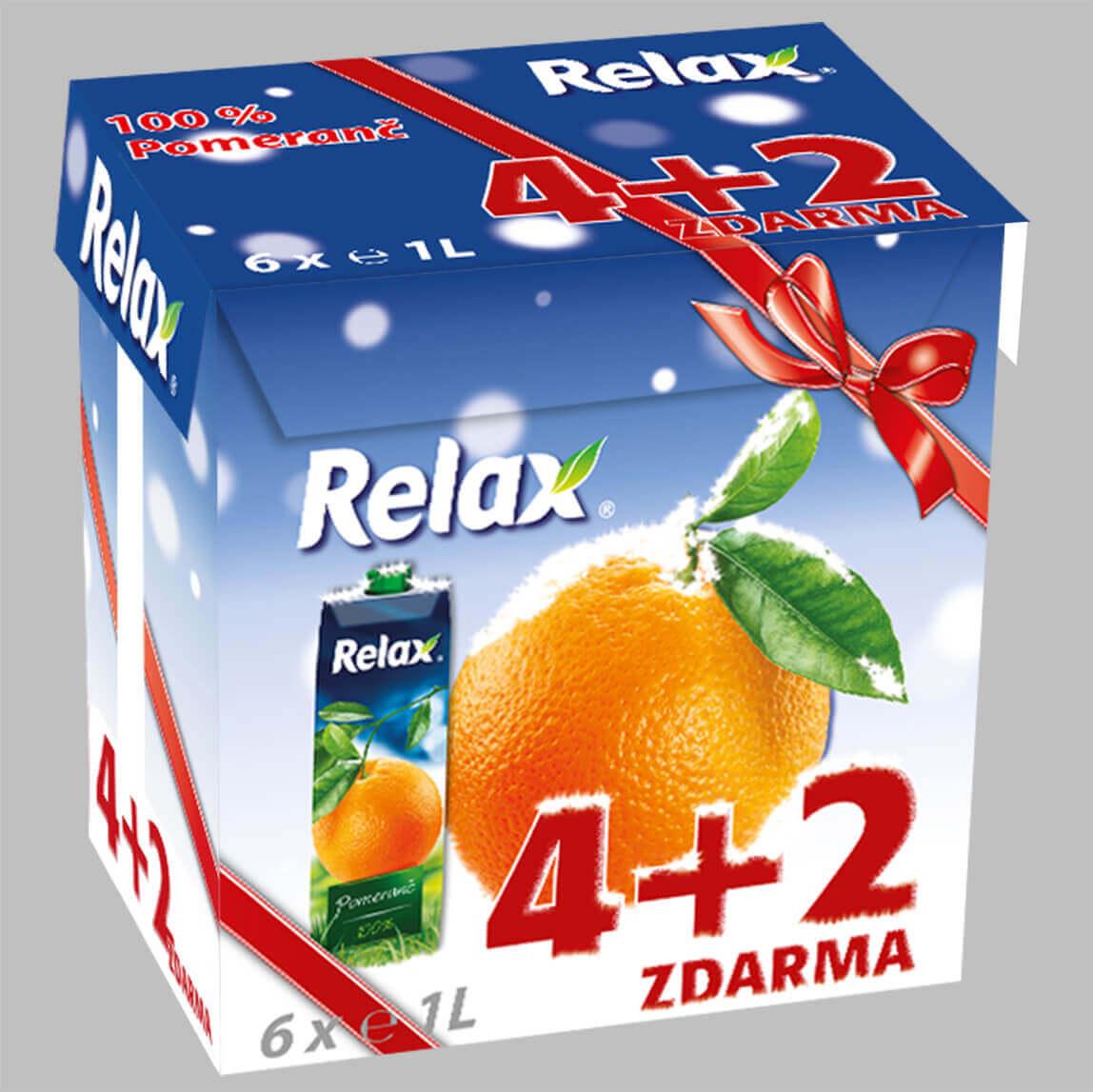 Vánoční pack- Relax