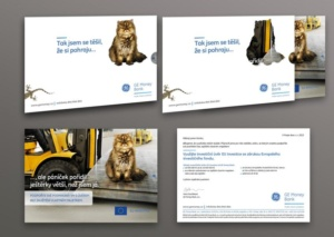 Direct mail EU Investice - GE Money Bank