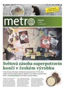 Inzertní projekt Super Kaše titul - Emco