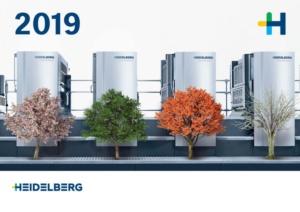Kalendář - Heidelberg