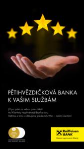 Kampaň Banka roku - Raiffeisenbank