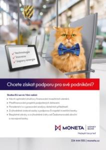 Kampaň EU servis - MONETA