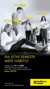 Studentská kampaň - Raiffeisenbank 01