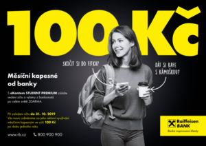 Studentská kampaň - Raiffeisenbank